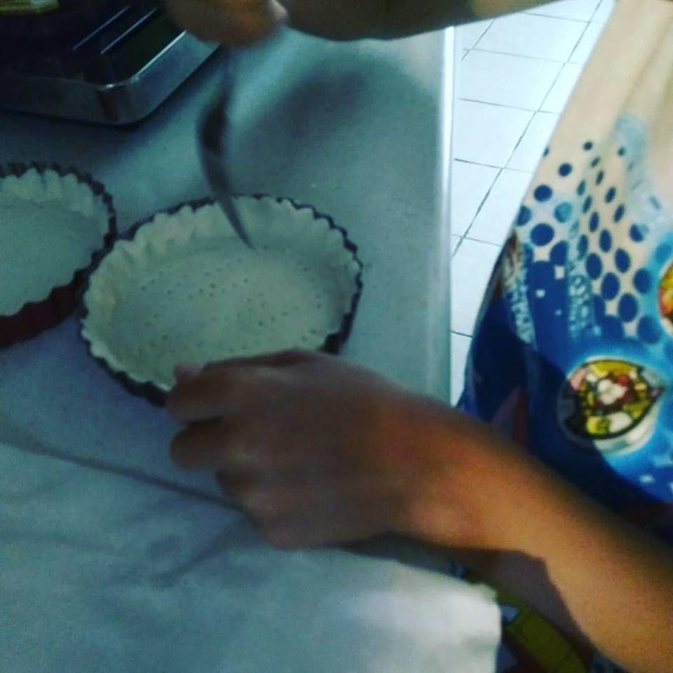 Les Délices de Clément : Ses tartelettes sans gluten aux abricots du Gard au bon sucre Muscovado équitable .