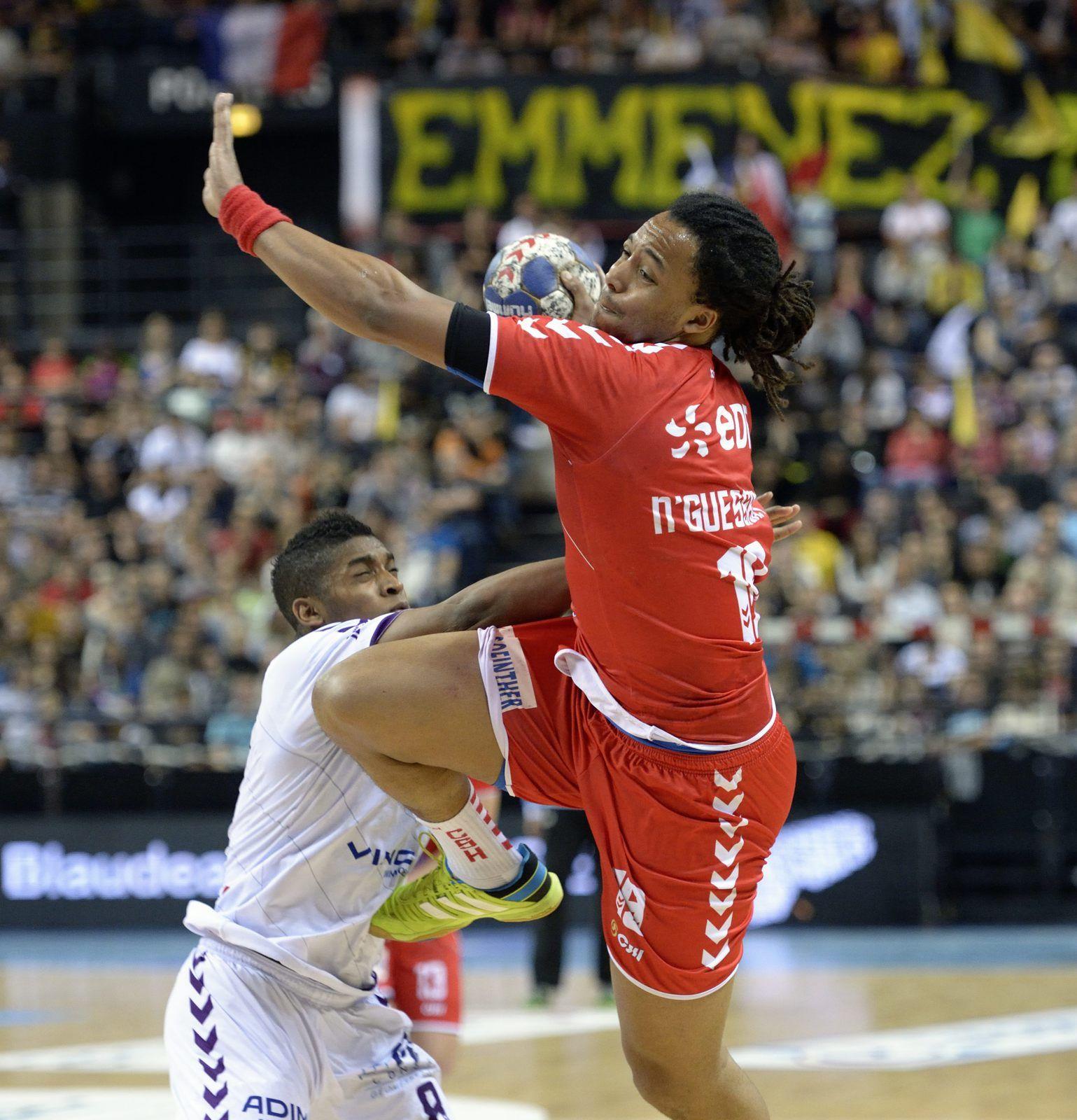 Demi-finale de la coupe de France, Chambéry en finale