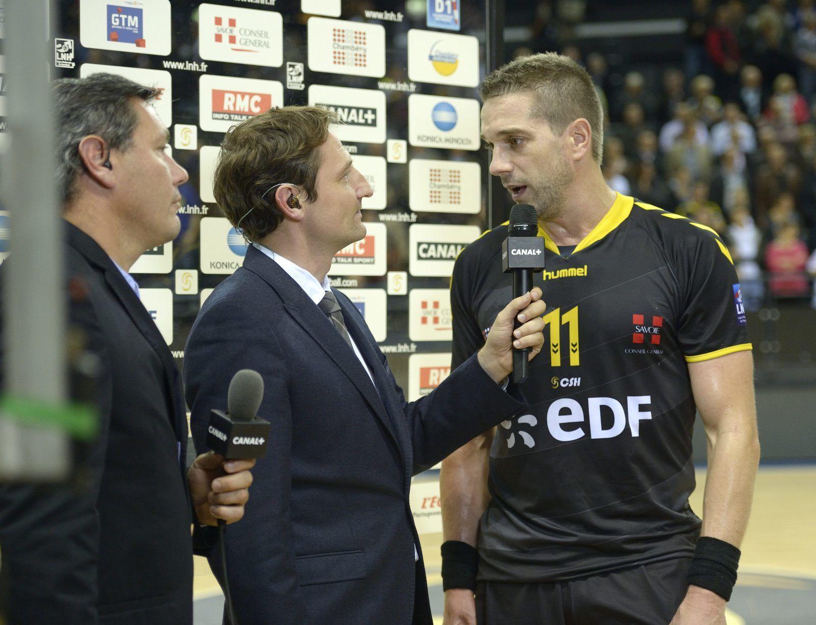 Guillaume GILLE répond aux questions de la Fédération Francaise de Handball