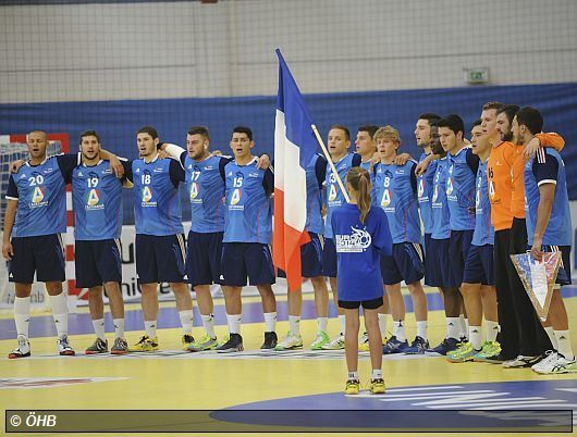 Euro juniors 2014, la France en echec.