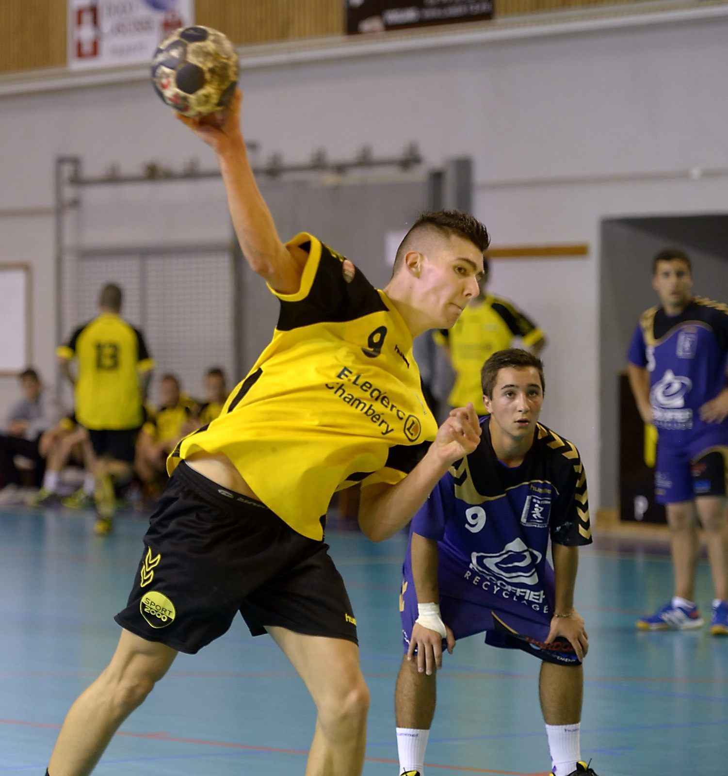 CSH - 19 ligue, mission accomplie