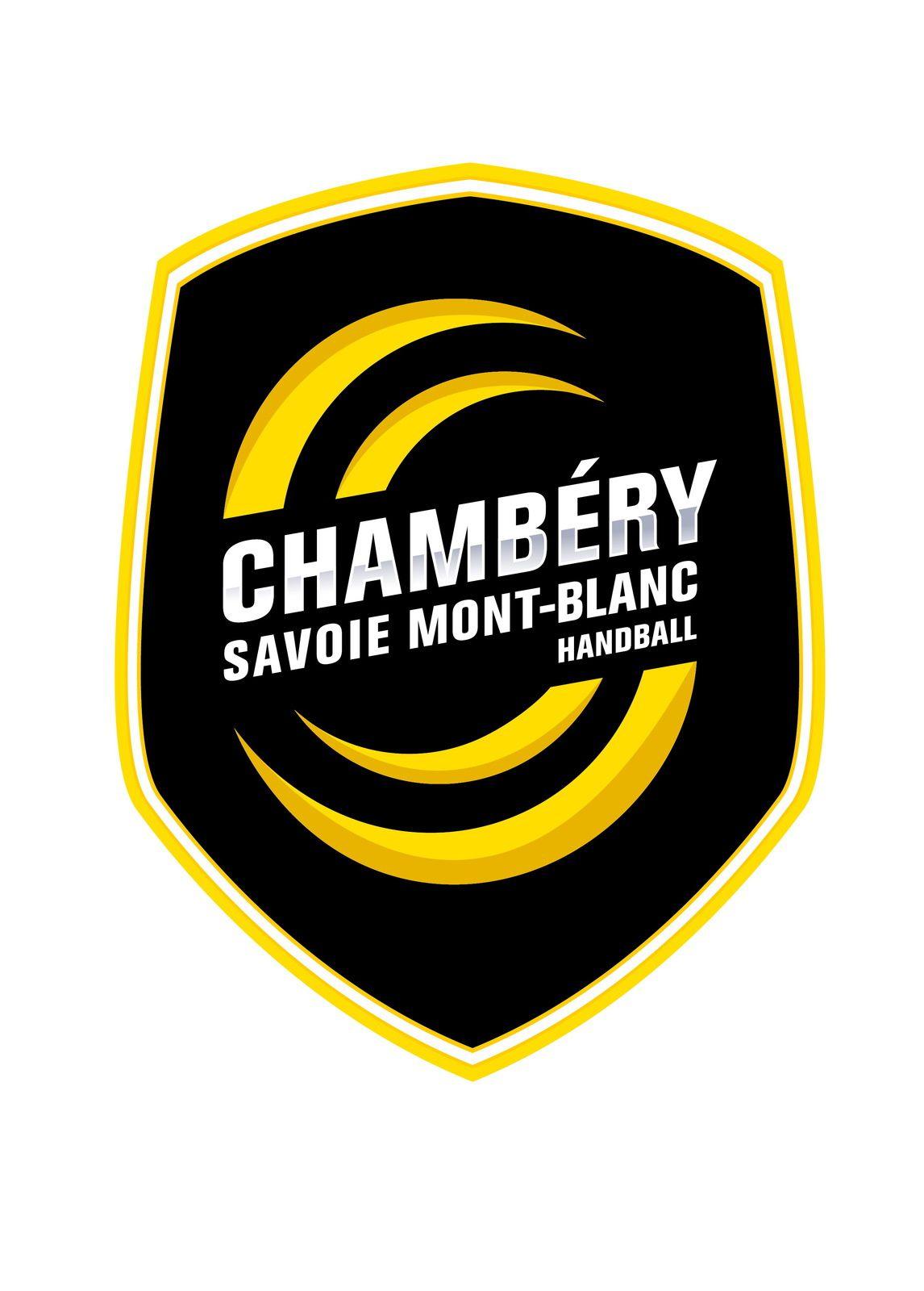 Présentation de l'équipe pro du CHAMBERY SAVOIE MONT-BLANC HANDBALL