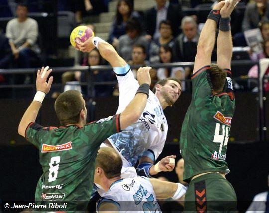 EHF : Chambéry tombe sur un mur ! par Davy Bodiguel sur Handzone