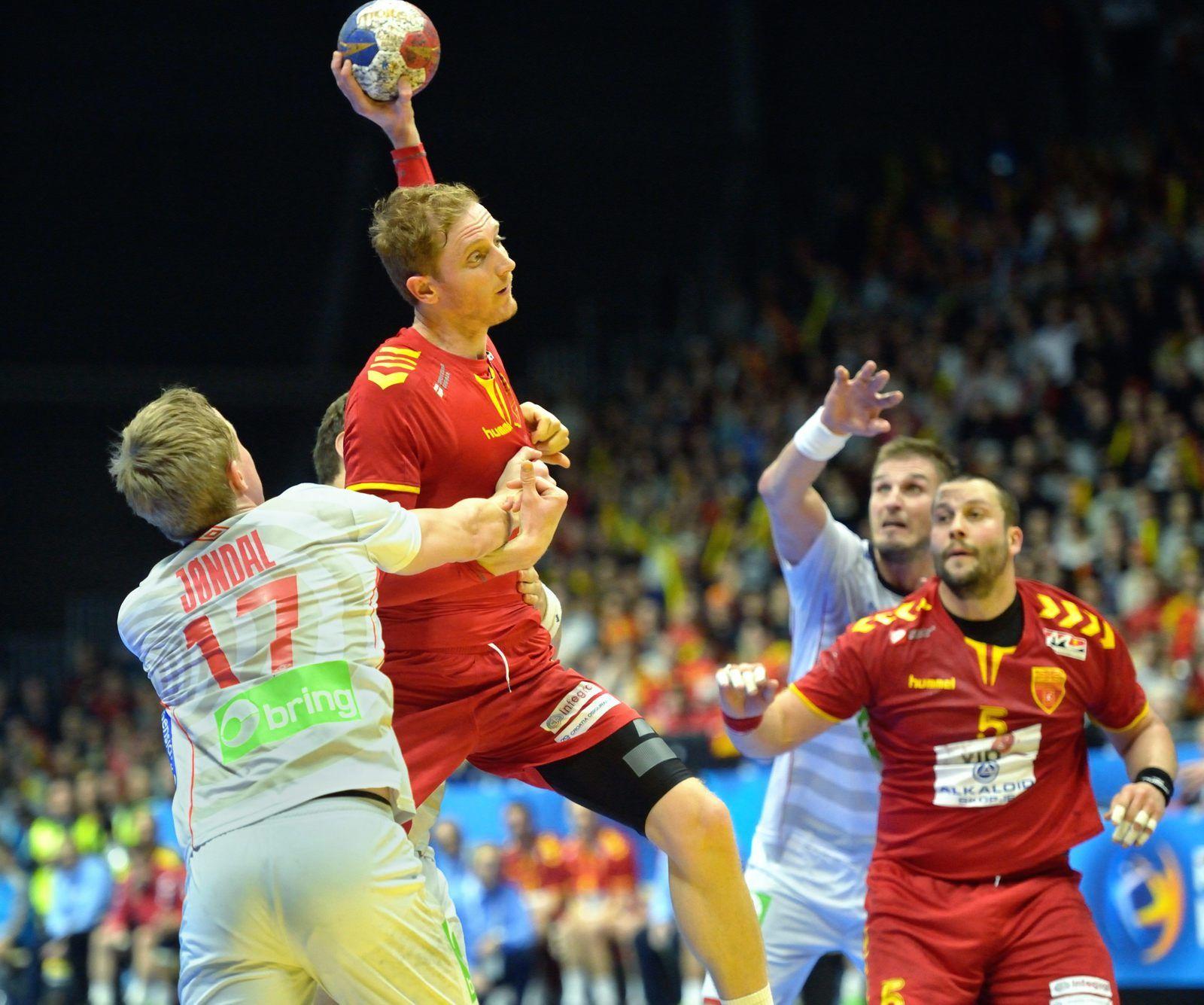 Mondial 2017 la Norvège fait tourner la Macédoine au vinaigre 21 janvier 2017