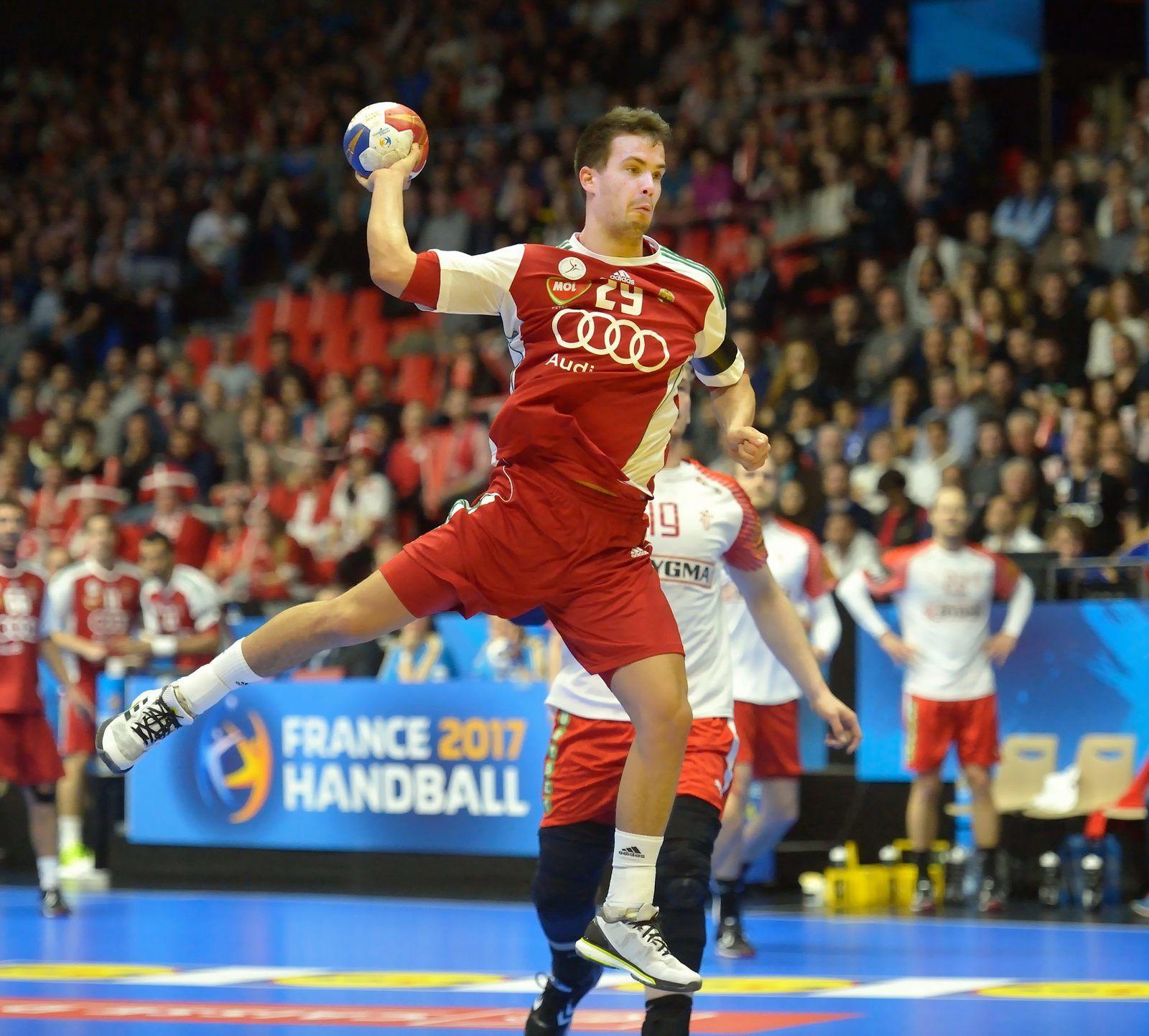 Mondial 2017 pour les Hongrois contre le Danemark c'était du Hand scène..!