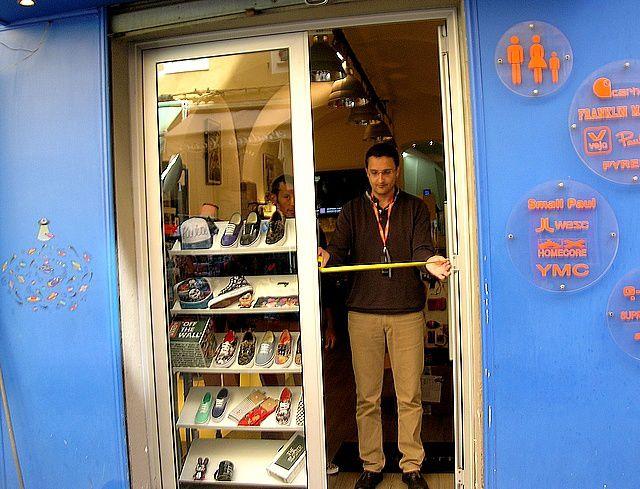 Handicap : La CCI de Corse-du-Sud et l'ADEC sensibilisent les commerçants au principe de l'accessibilité pour tous
