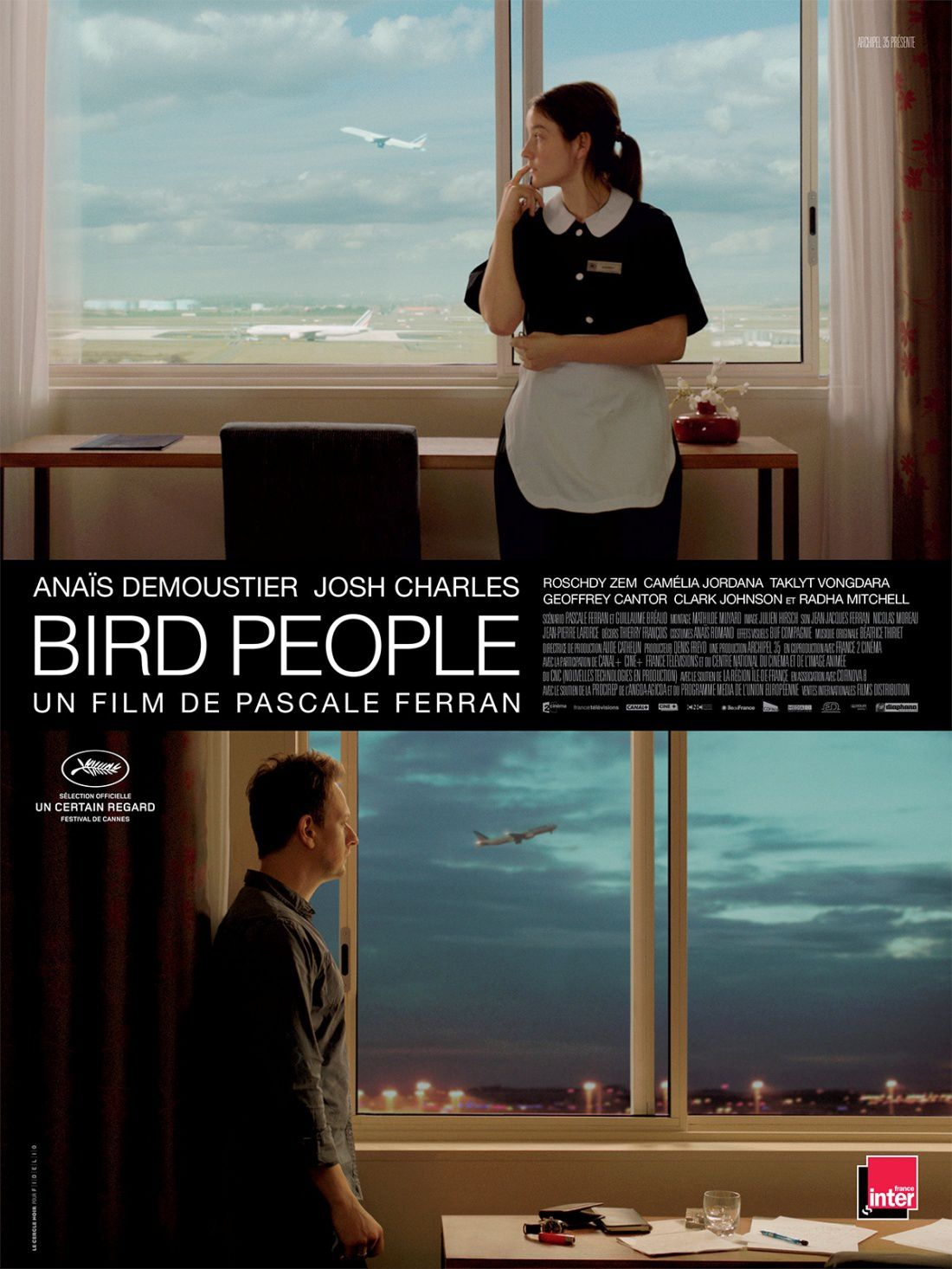 Bird People, film de Pascale Ferran