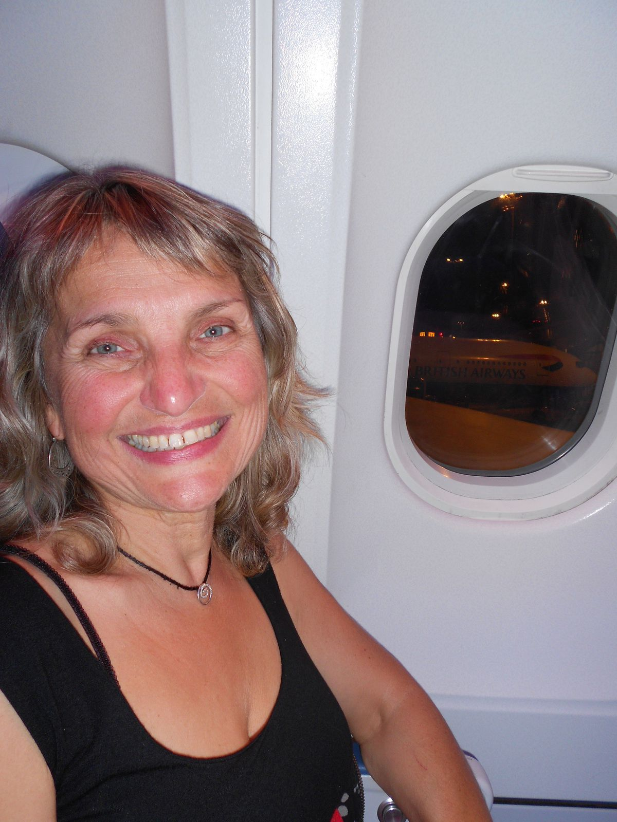 Evelyne Charasse - DR