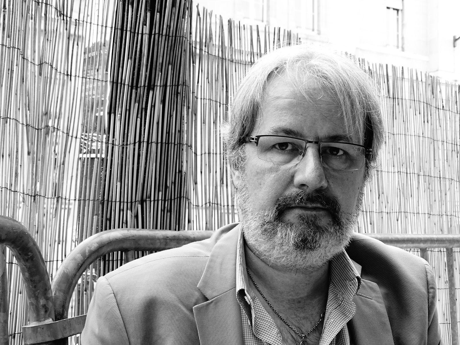Eric Dubois. © Jean-Baptiste Mognetti, 2015.