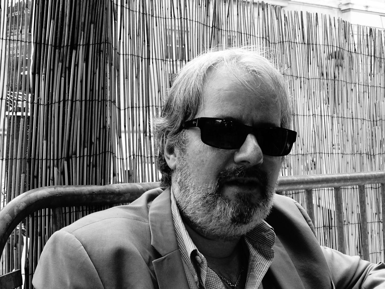 Eric Dubois. © Jean-Baptiste Mognetti, 2015. - DR