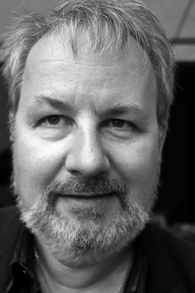 Eric Dubois- Photo : © Frédéric Vignale, 2016.