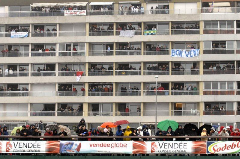 Vendée Globe 2012 : J-1 à peine