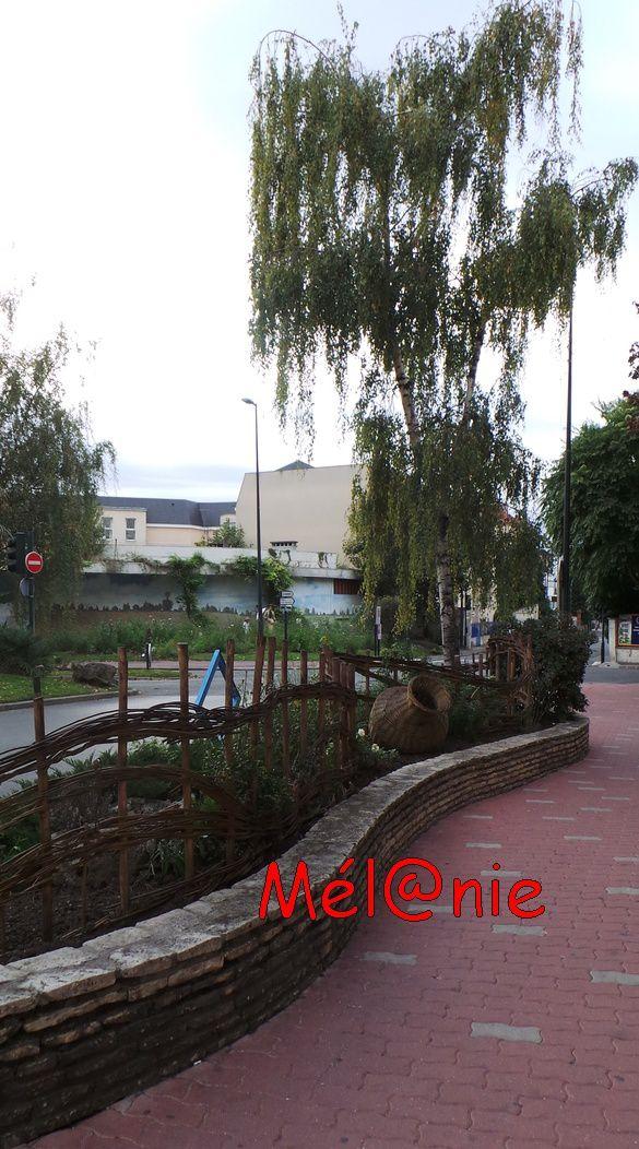 Gagny : promenade dans les rues - 2 -