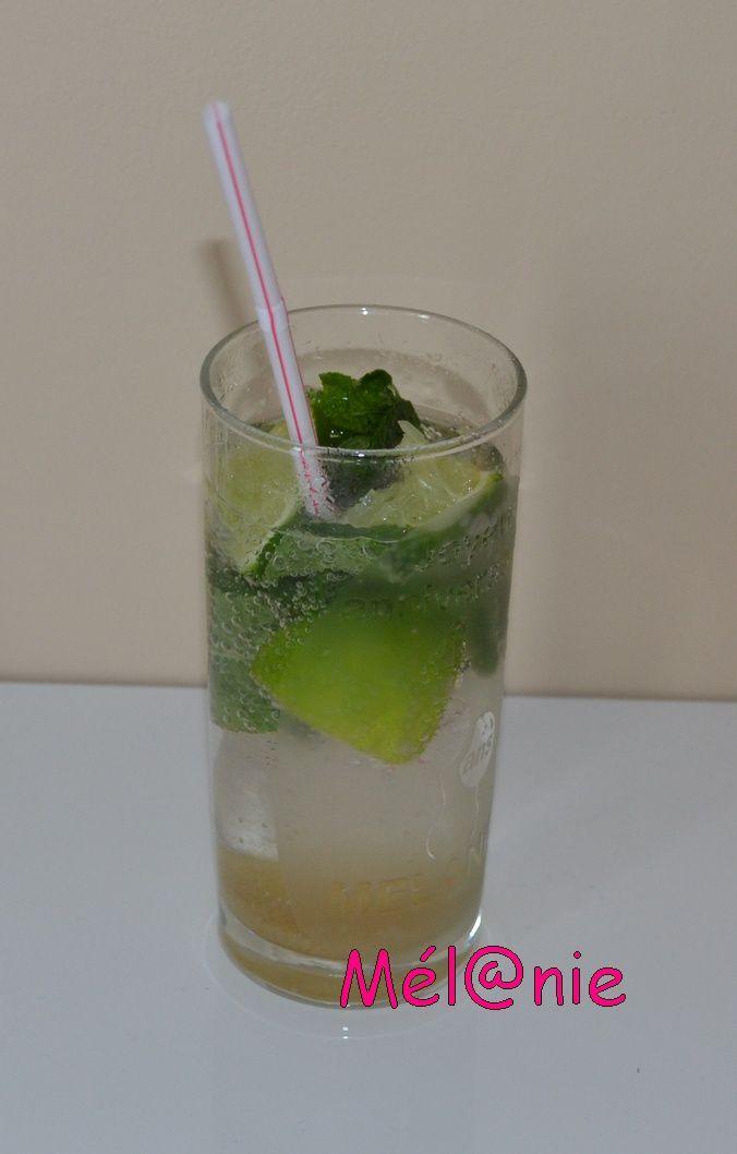 Mojito - sans alcool -