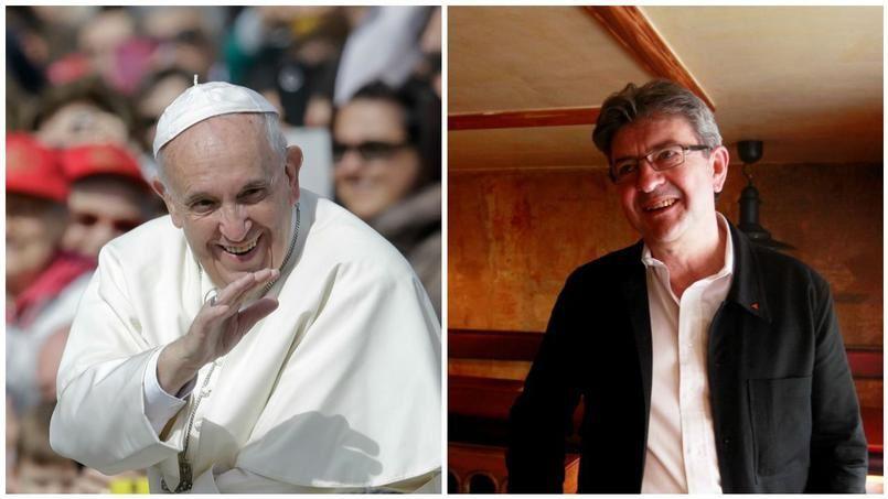 Vive le Pape !