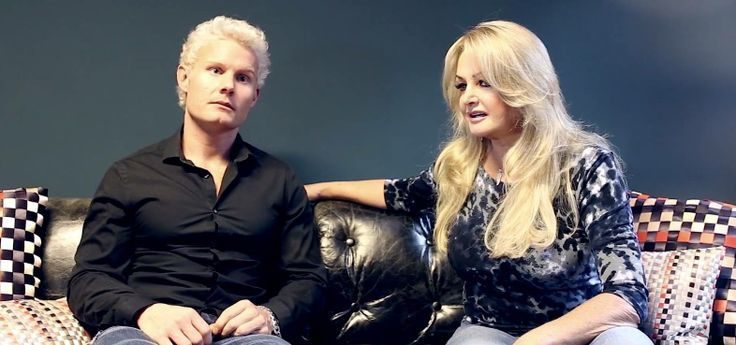 Rhydian loves Bonnie Tyler and her music