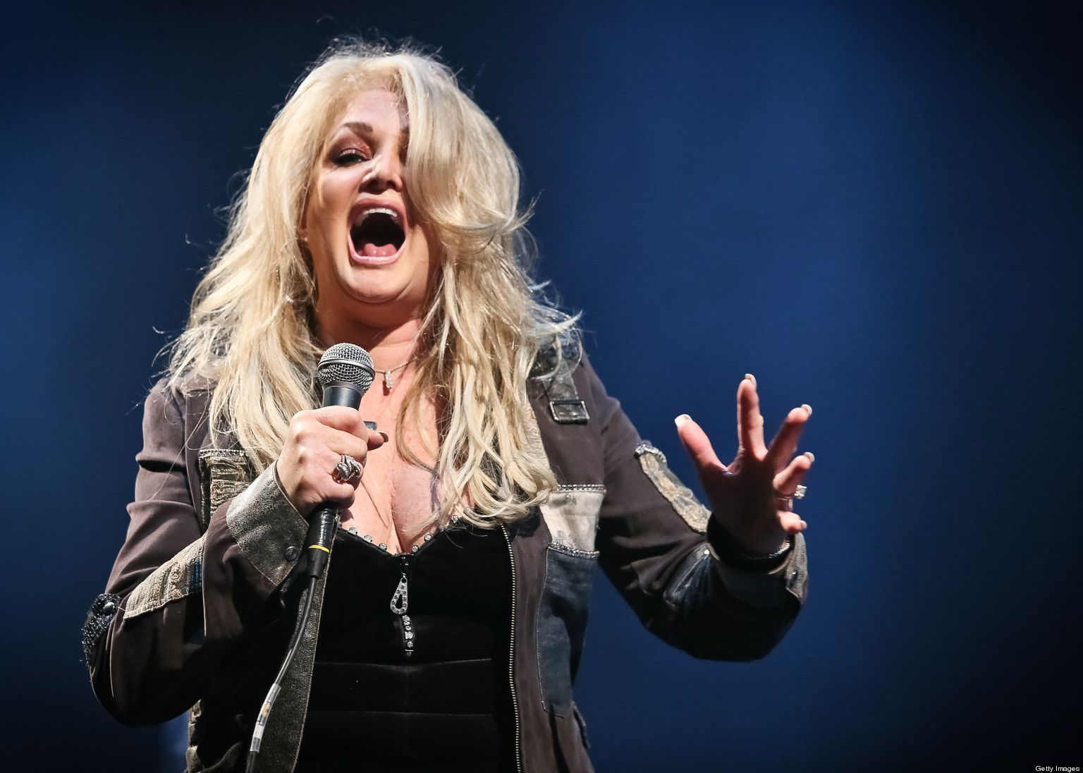 Bonnie Tyler - Live dates / Concerts - NEWS