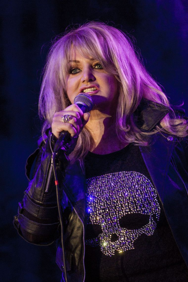 Bonnie Tyler - Open Road Festival Harley Davidon - Lake Balaton - Alsoors - 7/06/2014