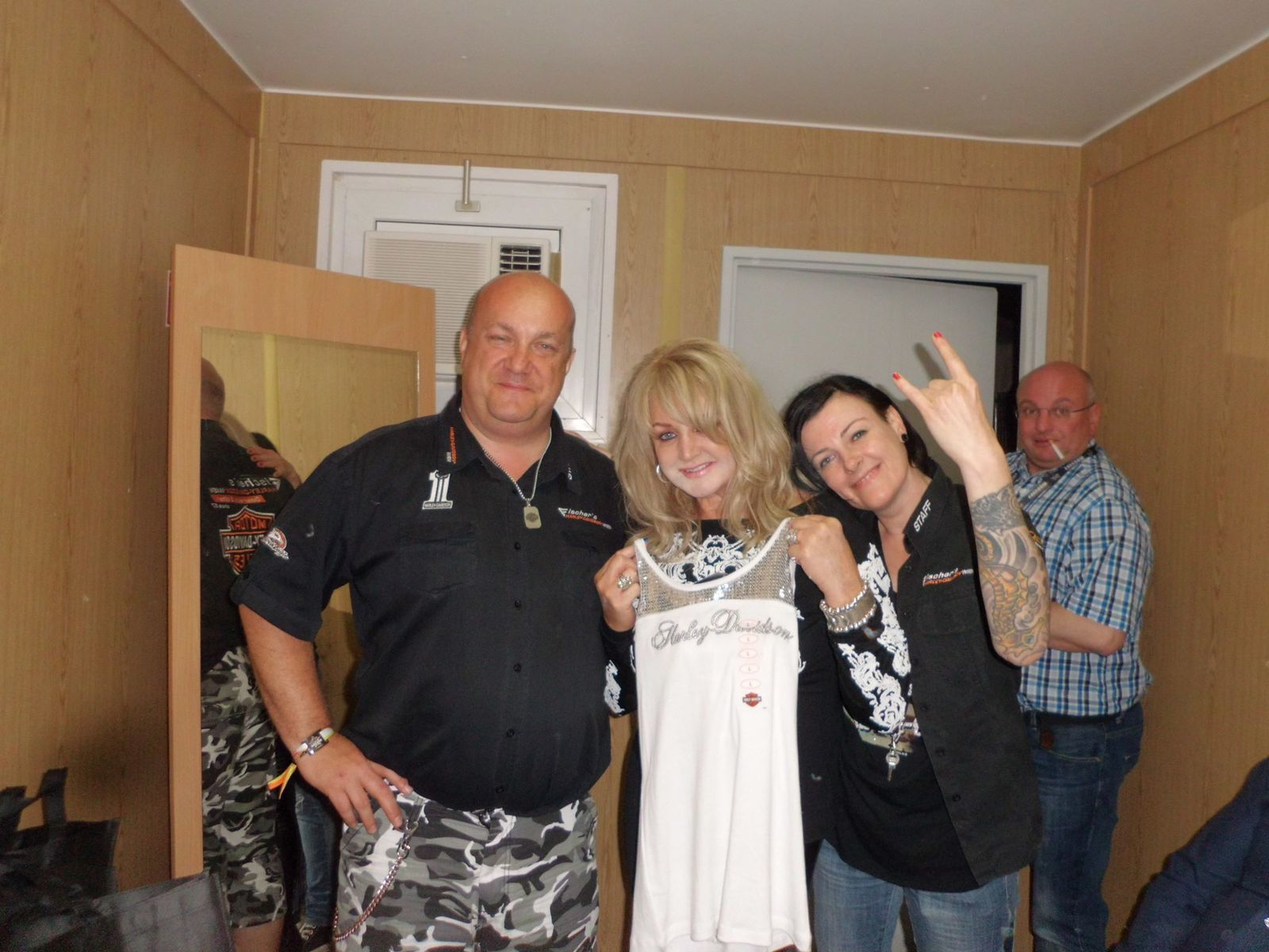 Bonnie Tyler - Open Road Festival Harley Davidon - Lake Balaton - Alsoors - Photos - 7/06/2014