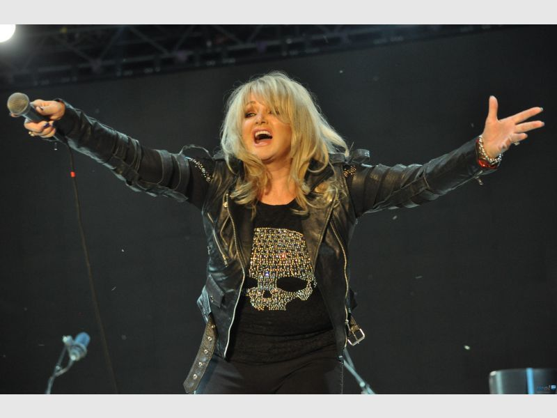 Bonnie Tyler - Open Road Festival Harley Davidon - Lake Balaton - Alsoors - Photos - 7/06/2014