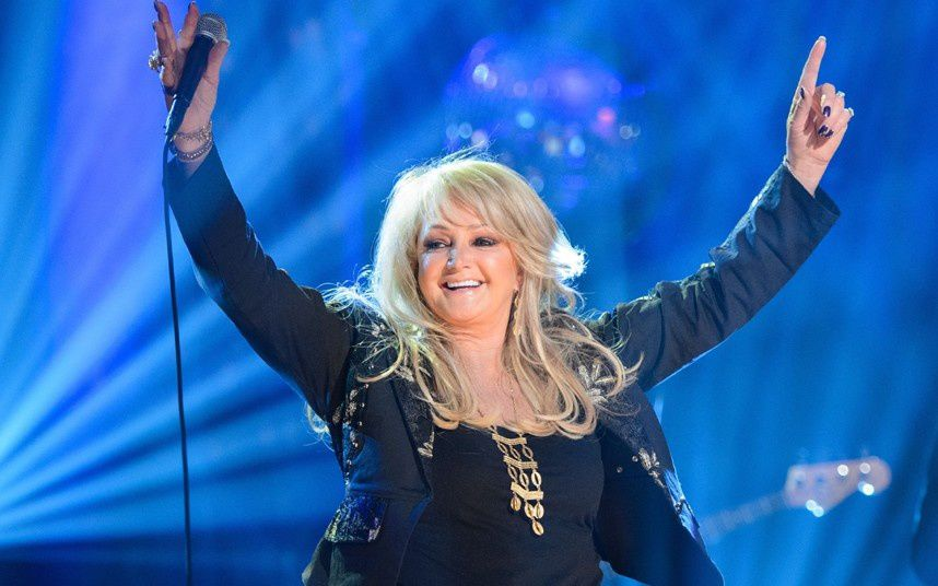 Bonnie Tyler  - Britain's Youngest Carers - Channel 5 - 9/07/2014