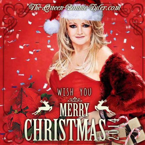 Official message from Bonnie Tyler