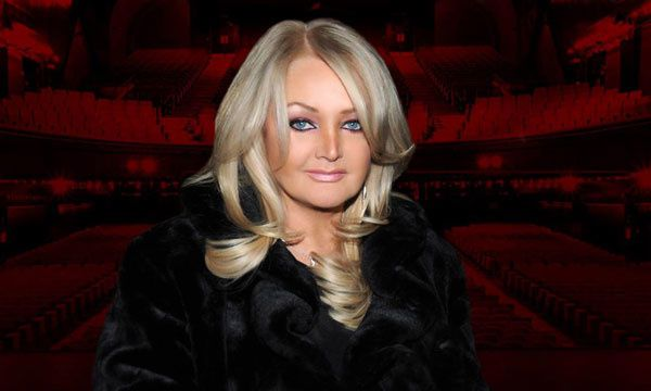 CLOSE - Bonnie Tyler - Ticket competition: Win VIP tickets to see Bonnie Tyler in London Indigo at the O2 - 7/02/15