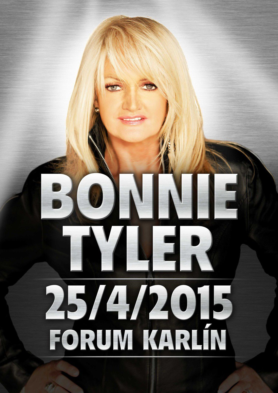 Bonnie Tyler - Live Dates / Concerts 2015 [updated]