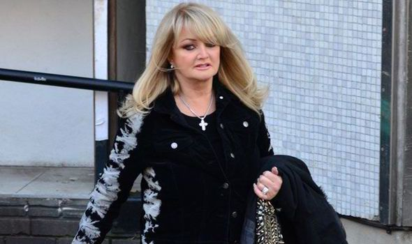Bonnie Tyler - Loose Women - Video / Photos 20/01/2015