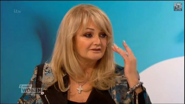 Bonnie Tyler - It's A String Thing - Hand made jewellery