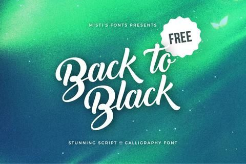 http://creativebooster.net/collections/freebies/products/back-to-black-free-script-calligraphy-font
