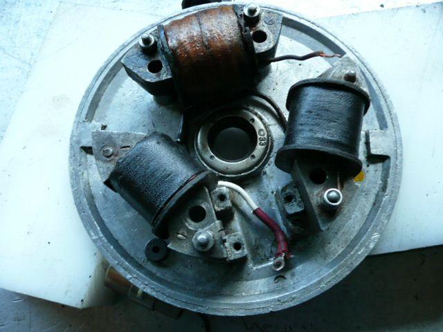 Réparation Peugeot 125 de 1949