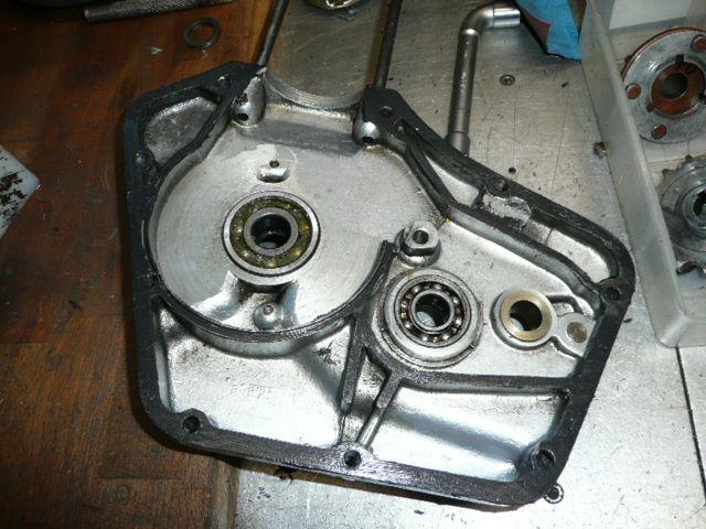 Remise en état moteur de Motobécane D45s