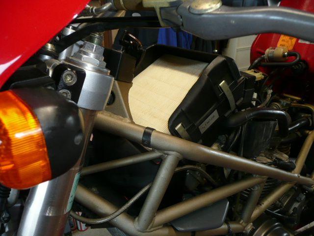 Ducati 900 Montro à réviser