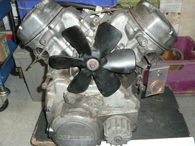 Honda CX 500 Remise en état moteur.