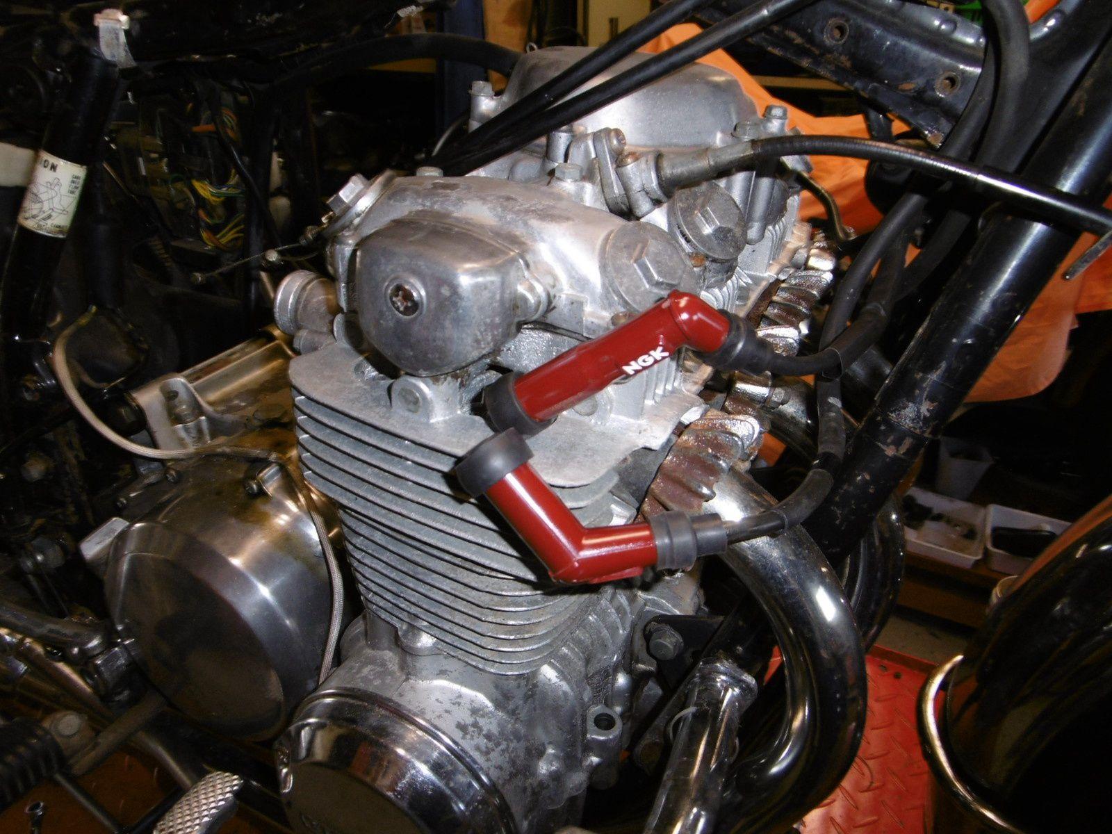 Honda Cb 500 K2 Révision