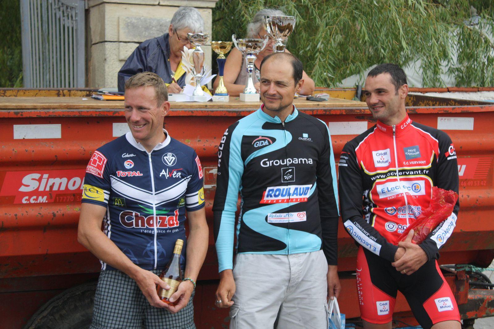 Le  podium  D2