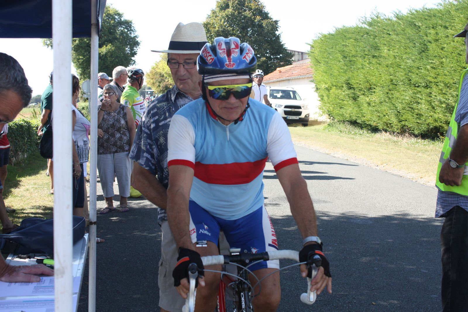 Roland  RICHARD , un  ancien  coureur