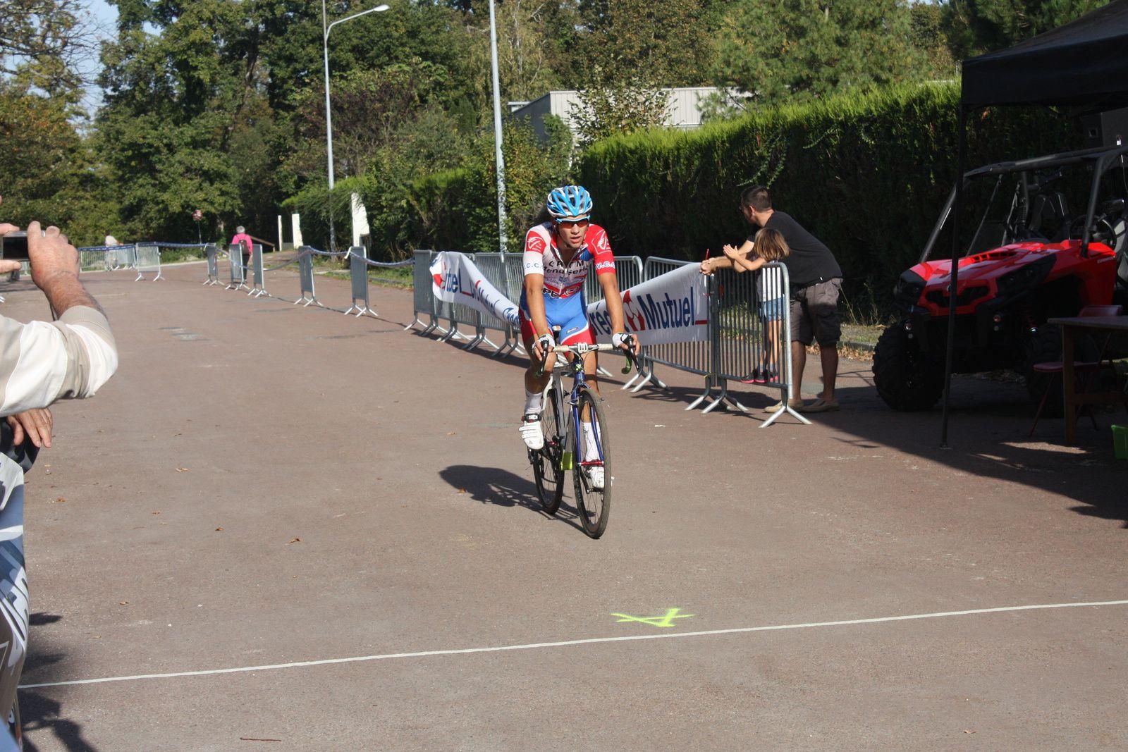 2e  Benjamin  ANGOT(VC  Charente-Océan)