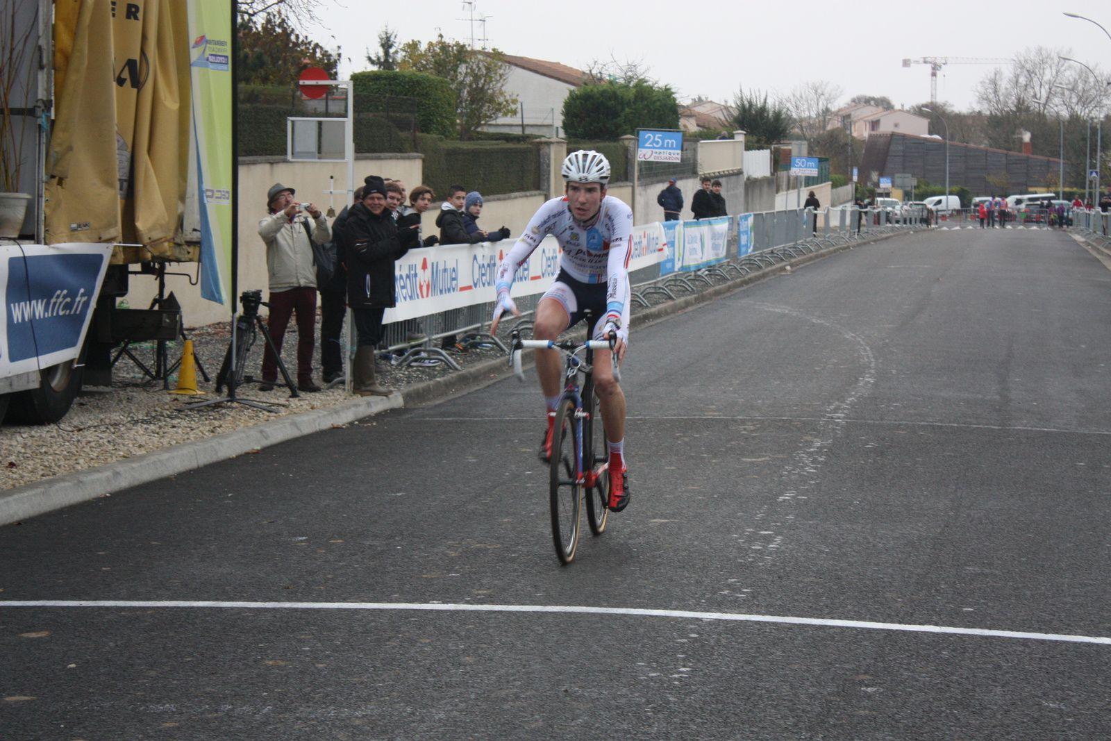 3e  Yohan  PAILLOT (La Pomme-Marseille)
