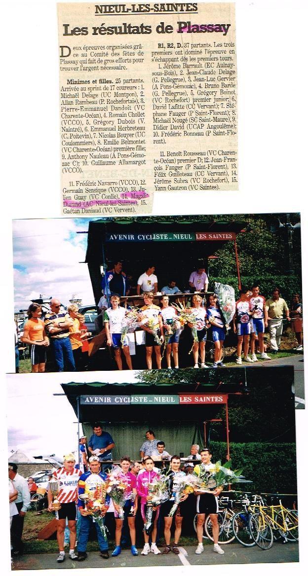 RAYONS  SOUVENIRS  1999