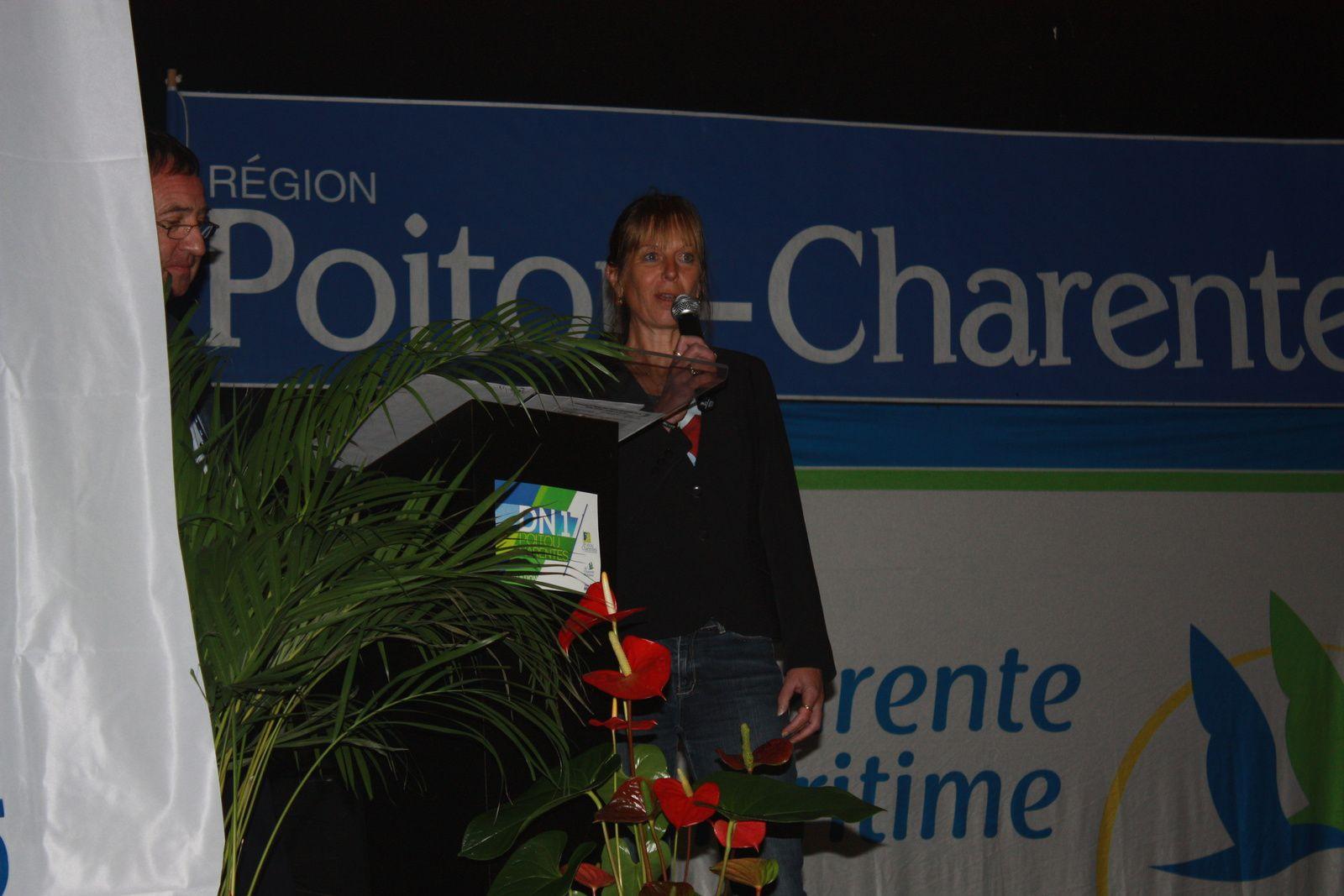 Marielle  GUILMAN  pour  le  Comité  Régional
