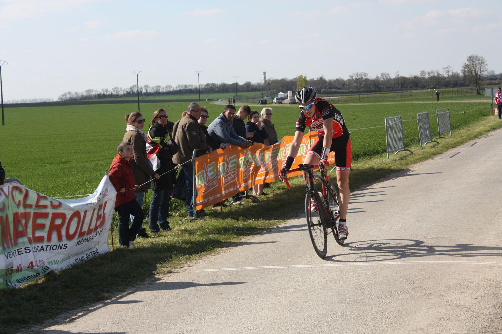 7e  Florian  MEGE(CC  Vervant)