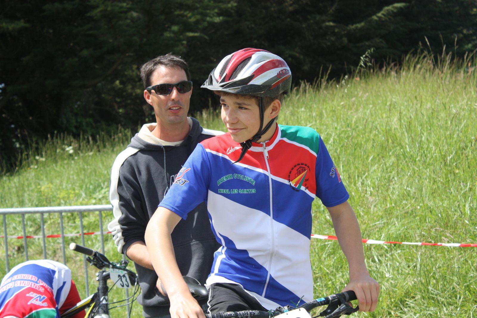 St  GEORGES  d'OLERON. Ecoles  de  vélo