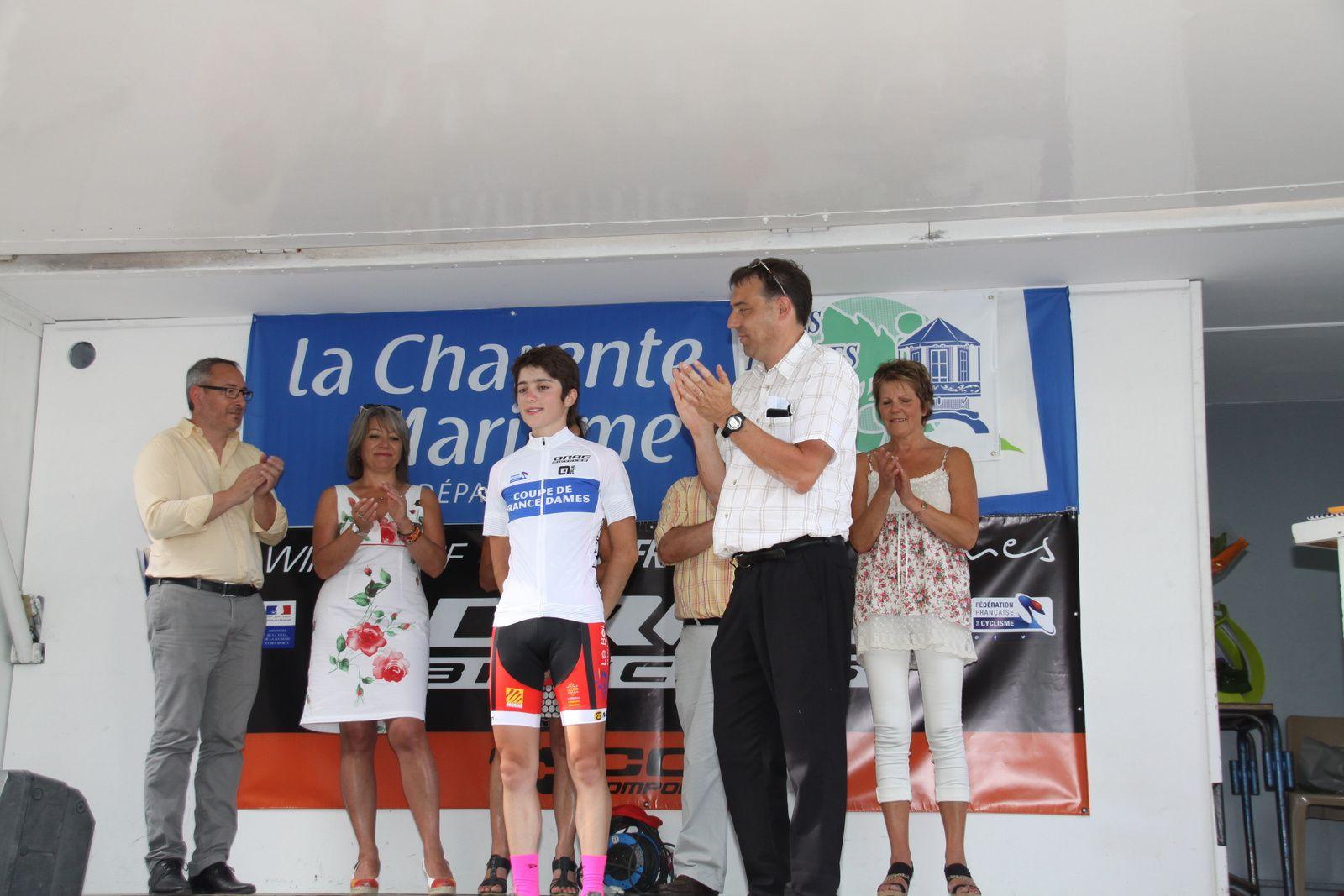 Manon  SOUYRIS  remporte  aussi  la  coupe  de  France  Espoirs