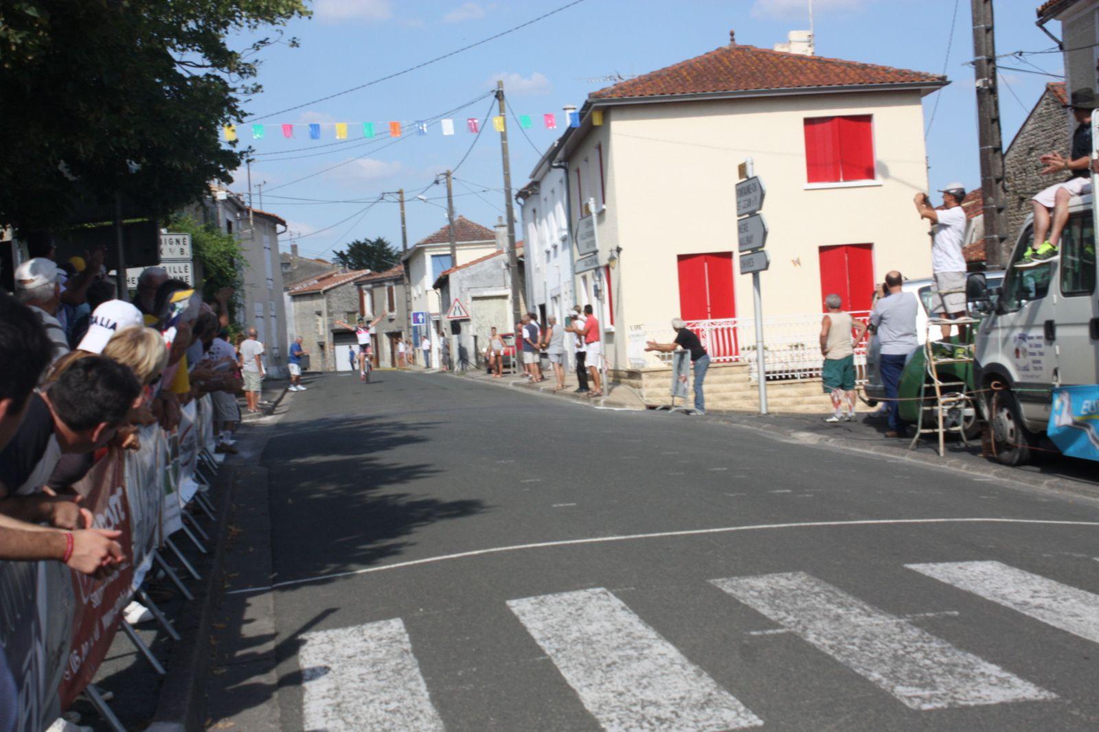 Victoire  pour  Jean-François  MERIGUET(VC  Arpajon)