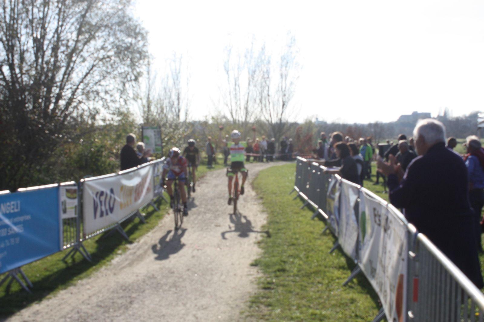 Victoire  d'Anthony  BREGIERE(EC 3M)