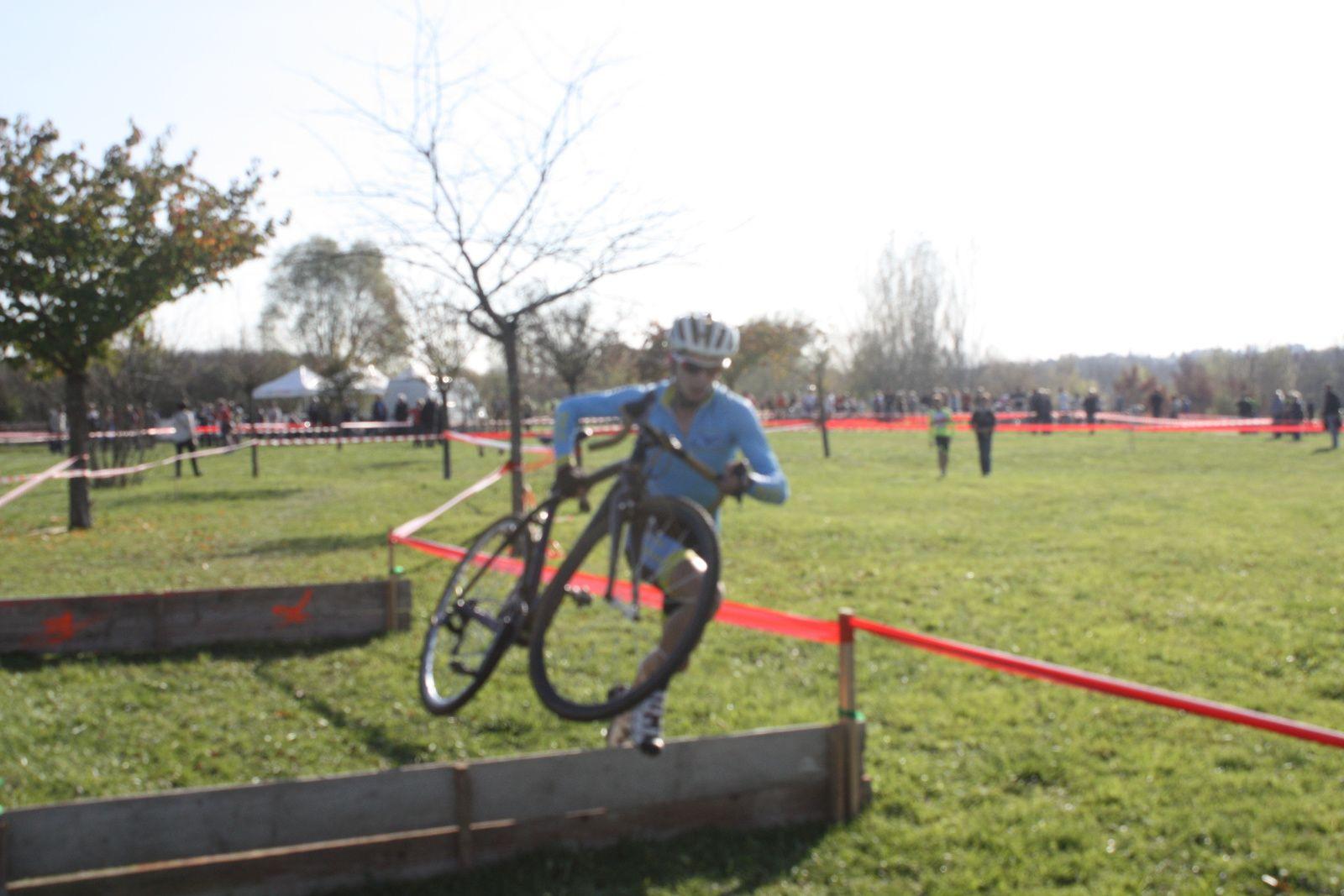 Hugo  AIGRON  en  2e  position