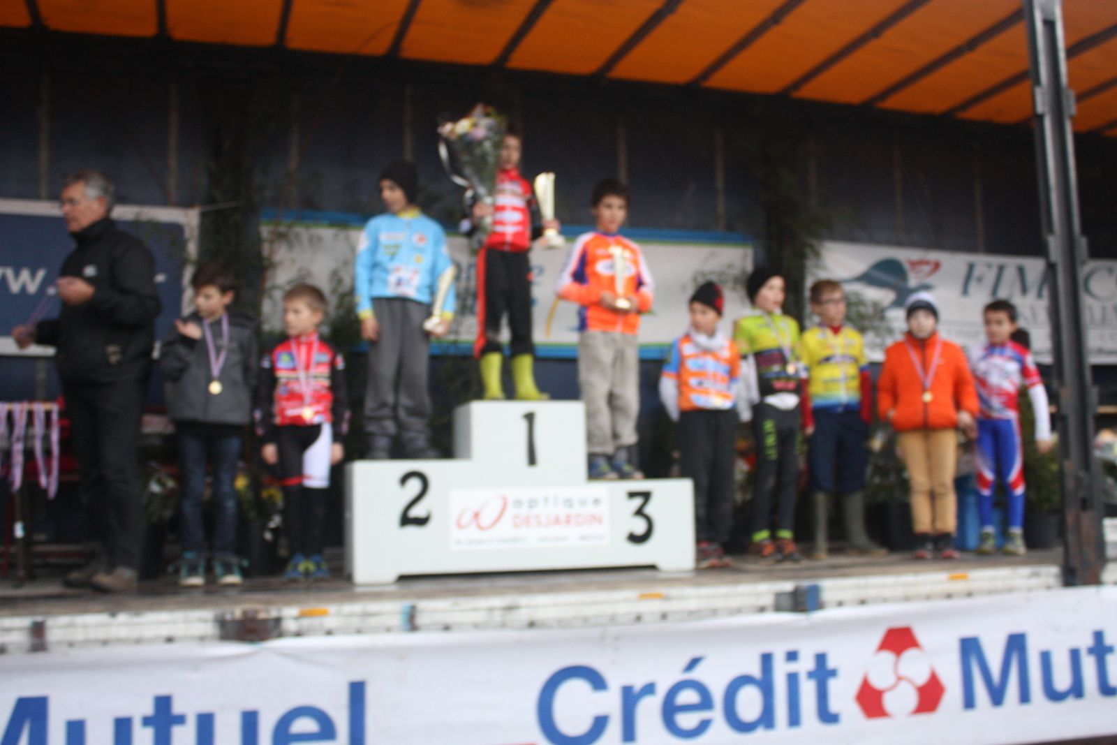St  JEAN  d'ANGELY. CYCLO-CROSS  MINIMES