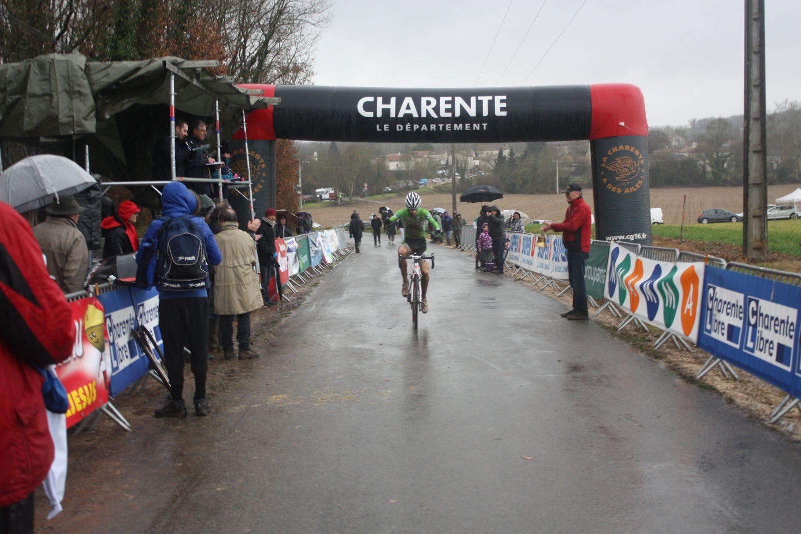 Victoire  pour  Thomas   AUBARD (Comité  Limousin)
